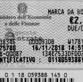 LE FATTURE ELETTRONICHE PAGANO LA MARCA DA BOLLO CON L'F24